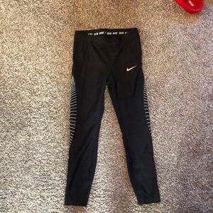 Nike running tights / leggings